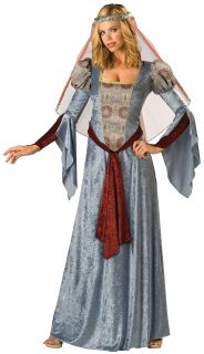 C636 Maid Marian Renaissance Medieval Robin Hood Fancy Halloween Adult