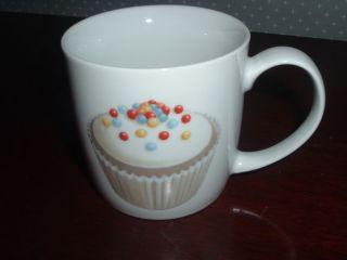 Creative Tops Cupcake Ceramic Coffee Mug Sprinkle Balls