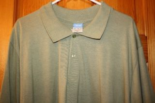 is a nice polo, nice soft feel, Crest quality. Retail priced $24.95