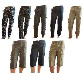 Military Camo Combats Cotton Trouser Pant Bottom 100 Cotton