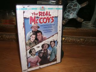 The Real McCoys DVD Richard Crenna Walter Brennan Real McCoy Reunion
