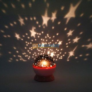 New Romantic Gift Beautiful Sky Stars Cosmos Laser Projector Night