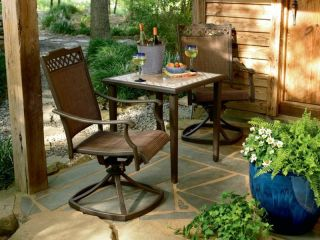 Country Living Brookshire 3 Pc. Outdoor Patio Deck Lawn Furniture