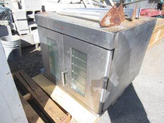 General Electric Mdl CN908 Electric Convection Ovens for Parts Repair