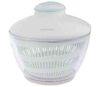 Prepology Battery Operated Salad Spinner w/Berry Basket —