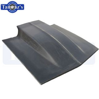 67 69 Camaro Cowl Induction Hood 5 Fiberglass Bolt On
