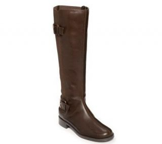 Aerosoles Override Tall Riding Leather Boots —