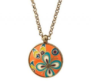 Lucky Brand Choice of Enamel Necklace with Pendant —