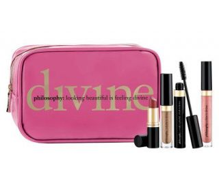 philosophy divine classically coordinated beauty kit —