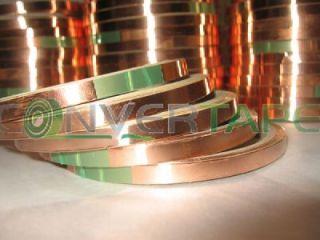 description copper foil tape 6mm wide x 3m long free uk postage finest