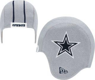 dallas cowboys new era pigskin knit hat