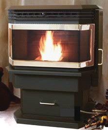 Phase II Approved Corn Wood Pellet Stove Multi Fuel Capable