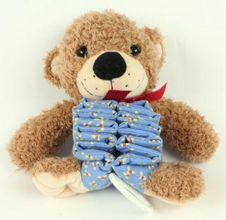 Zoo Rock A Bye Baby Musical Teddy Bear Plush Crib Toy Stuffed