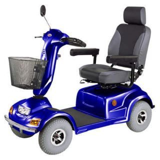 CTM Road Class Heavy Duty Mobility Scooter HS 890 500lb Weight