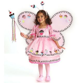 Cupcake Fairy Halloween Costume Child Size XSmall 4