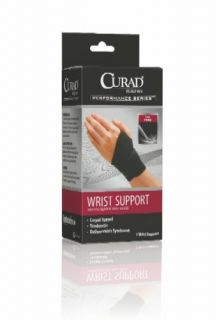Curad Carpal Tunnel Tendonitis Wrist Brace Support Wrap