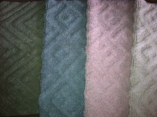 Ralph Lauren 100 Cotton Bath Rugs Bath Mats Chunky Knit Many Colors