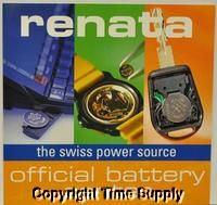 Renata Watch Repair Battery Changing Delux Kit Tool