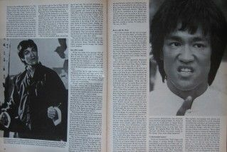 RARE 7 88 Inside Kung Fu Dan Inosanto Bruce Lee Black Belt Karate