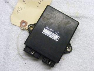 03 Yamaha XV250 Virago XV 250 CDI Box