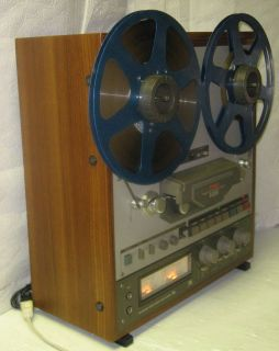 Teac x 20R X20R Open Reel to Reel Tape Recorder Deck