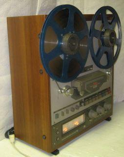 eac x 20R X20R Open Reel o Reel ape Recorder Deck