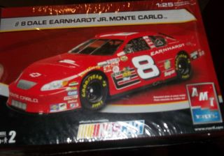 AMT Dale Earnhardt 3 Monte Carlo NASCAR Model Car Mountain 1 25