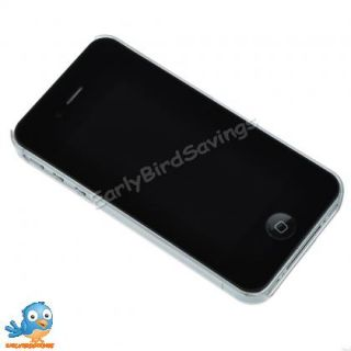Ultra Thin 0 5mm Crystal Clear Protector Case Cover for iPhone 4 G 4S