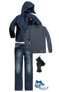 The North Face Jacket, Nike Shirt & Mavi Jeans (Big Boys)
