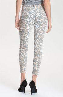Joes High Water Skinny Crop Jeans (Leopard)