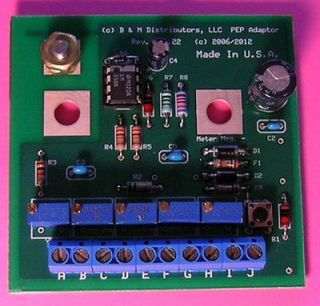Bird 43 Wattmeter PEP Adaptor Kit   Thruline Ham Amateur Radio