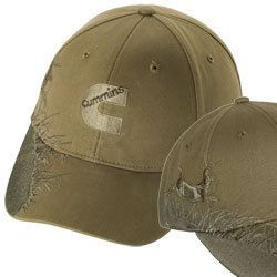 Dodge Cummins Truckers Hat Cap Camo Embroidered Deer