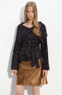 MARC BY MARC JACOBS Tito Belted Sweater Jacket