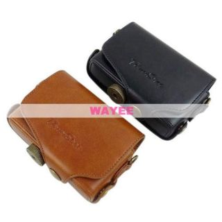 feedback about us leather case bag for canon powershot sx210 is camera