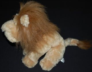 Dan Dee DanDee Plush Lion Collectors Choice Stuffed Animal Toy