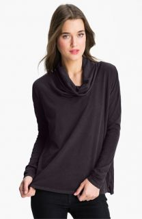 James Perse Funnel Neck Top