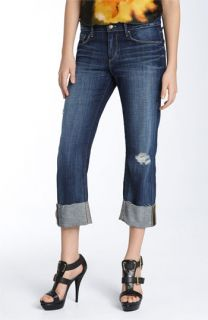 Joes Jeans Best Friend Cuff Straight Leg Stretch Jeans (Karrie Wash)