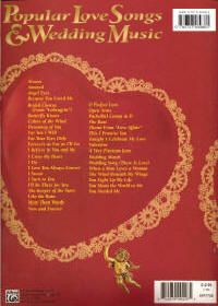 Dan Coates Easy Piano Popular Love Songs & Wedding Music Back_sm