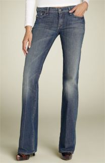 7 For All Mankind® High Waist Bootcut Stretch Jeans (Chile)