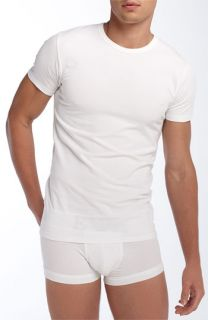 Emporio Armani Crewneck Cotton T Shirt