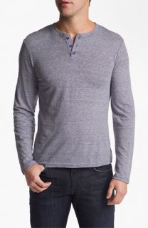 The Rail by Public Opinion Long Sleeve Henley (2 for $50)