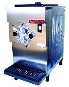 Used Soft Serve Ice Cream Machine