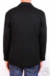 Cremieux Classics Black Blazer Sports Coat Mens Jacket $150 Size Large