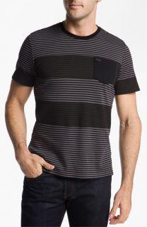 Hurley Charlie Stripe T Shirt
