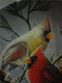 Edwin Knowles Collector Plate The Cardinal Kevin Daniel