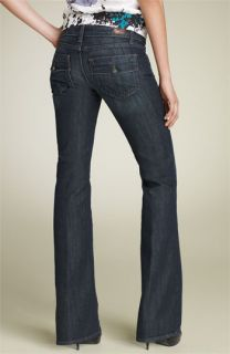 Paige Denim Laurel Canyon Bootcut Stretch Jeans (McKinley Wash)