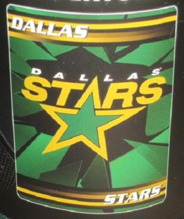 New Dallas Stars Soft Fleece Throw Gift Blanket NHL Hockey Team Logo