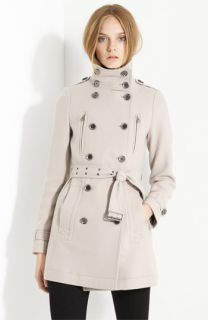 Burberry Brit Charcottley Double Breasted Coat