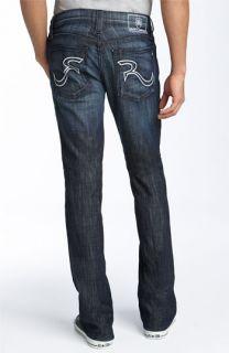 Rock & Republic Henlee Bootcut Jeans (Pressure Wash)