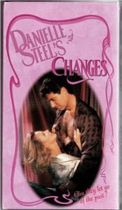 Danielle Steels Changes Cheryl Ladd Michael Nouri VHS